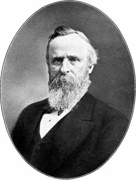 Presidents Rutherford B Hayes