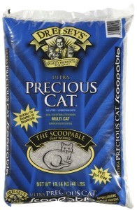 Precious Cat KItty Litter